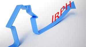 Gráfica que representa el ascenso del IRPH