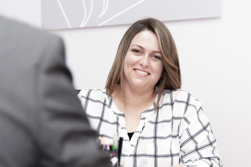 Fotografía de Verónica Soro Aux. Administrativa