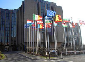 foto de la fachada del tribunal de justicia europeo